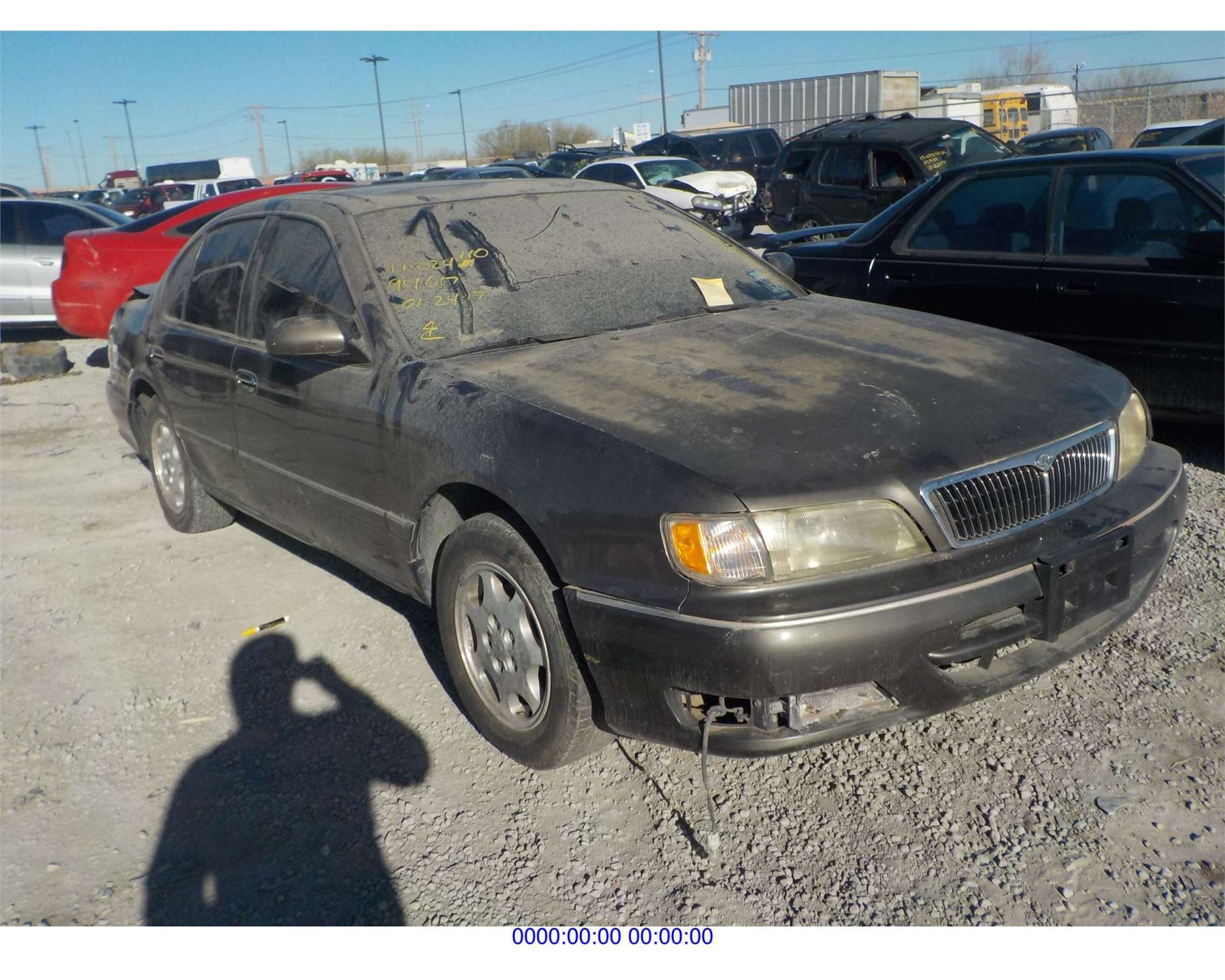 medium resolution of image 1 1998 infiniti i30