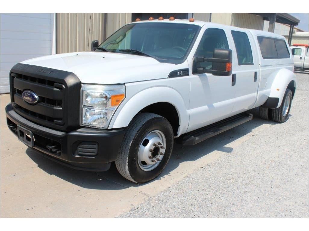 small resolution of image 1 2012 ford f350 pickup truck sn 1ft8w3c68ceb55051 crew cab