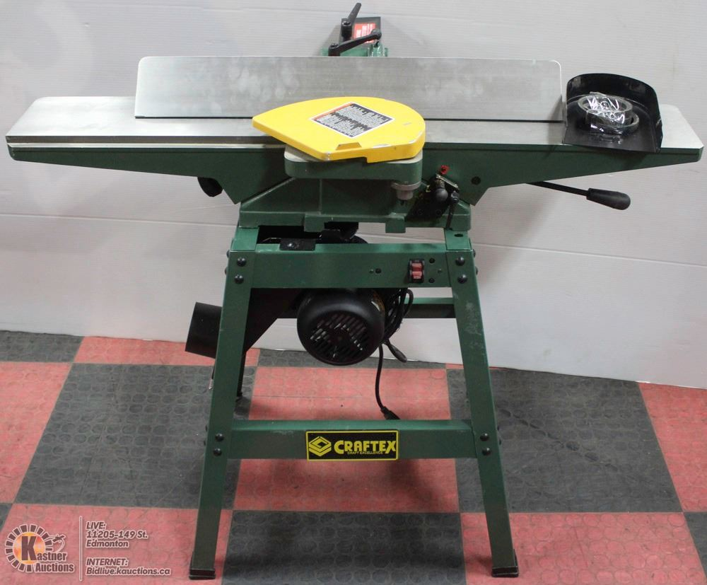Jointer For Sale Alberta