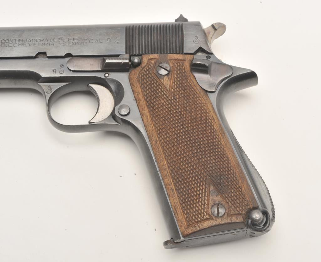 image 1 star model b semi automatic pistol nazi marked 9mm caliber  [ 1024 x 838 Pixel ]