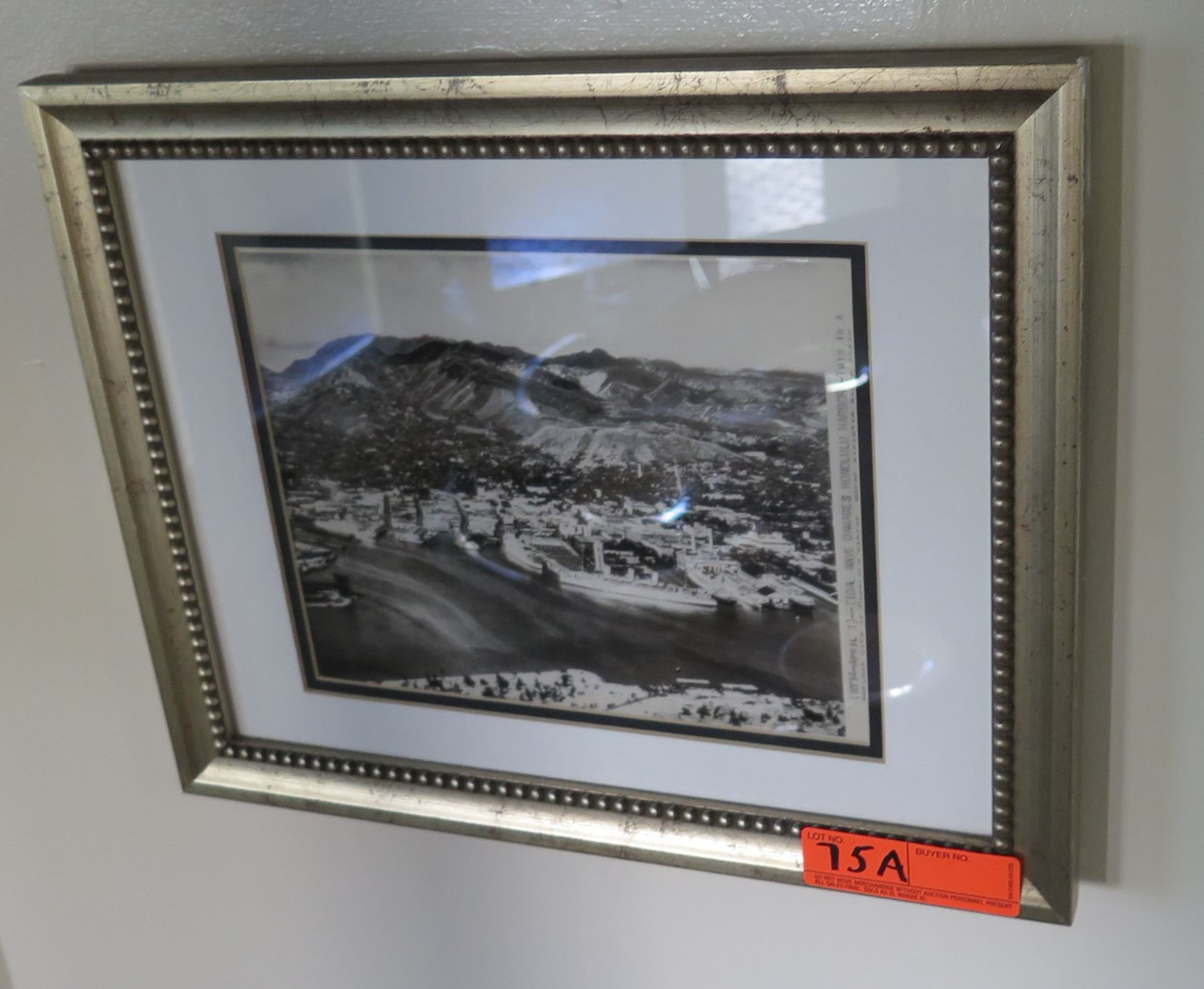 framed black white vintage