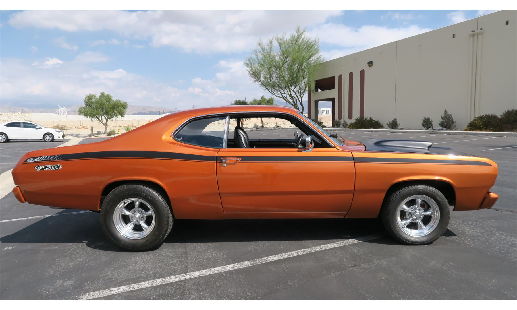 small resolution of  image 3 1972 plymouth duster big block 383