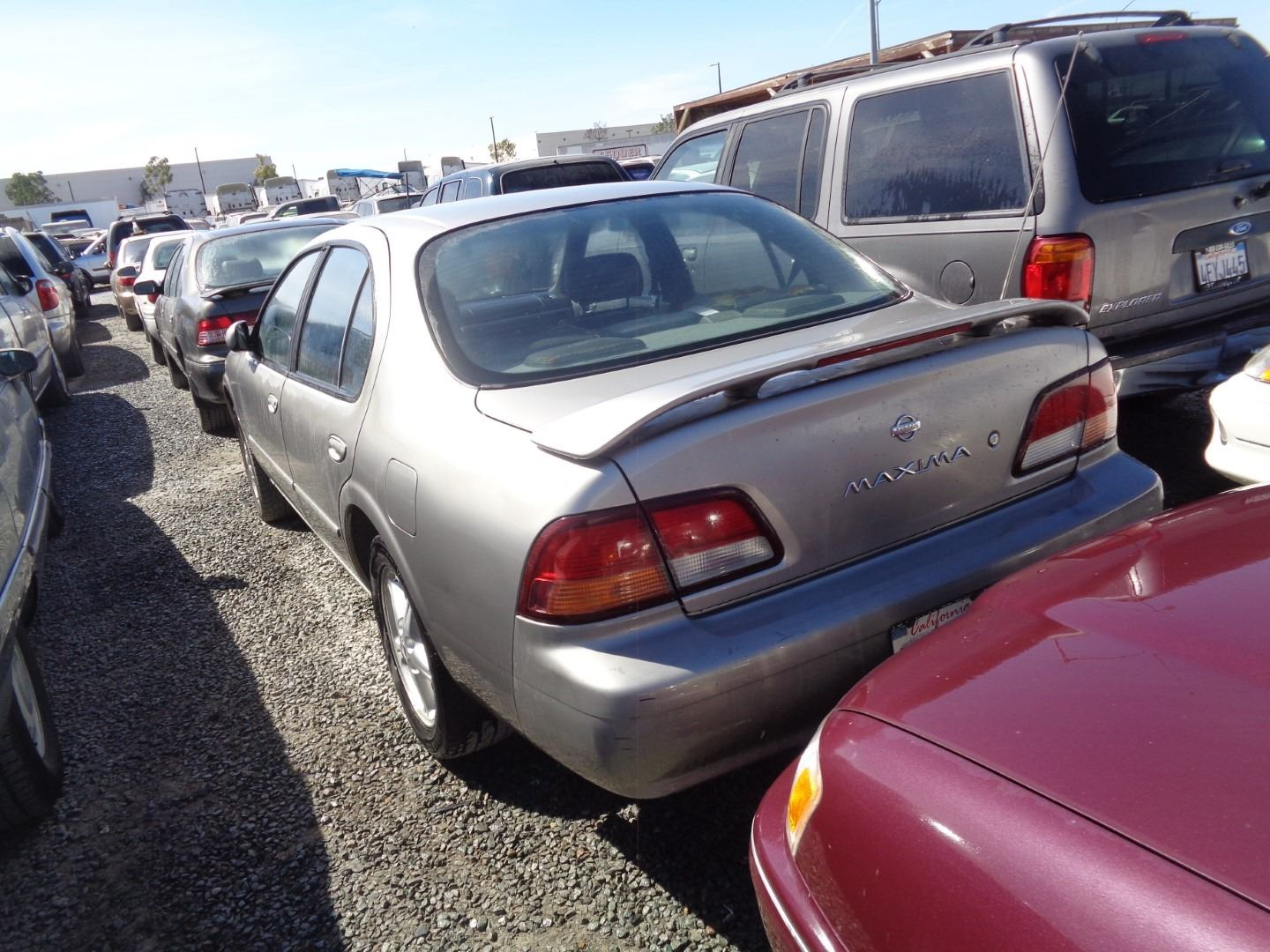 medium resolution of  image 4 nissan maxima 1999 t donation