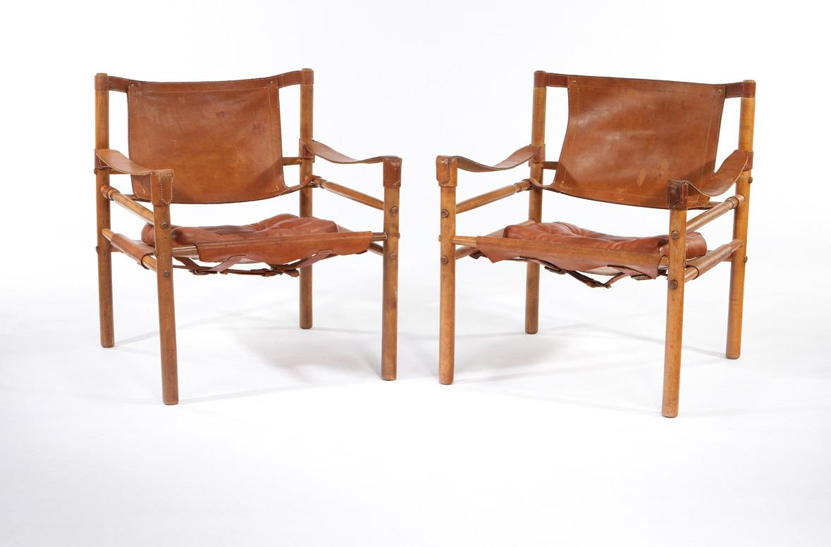 Safari Chairs Arne Norell