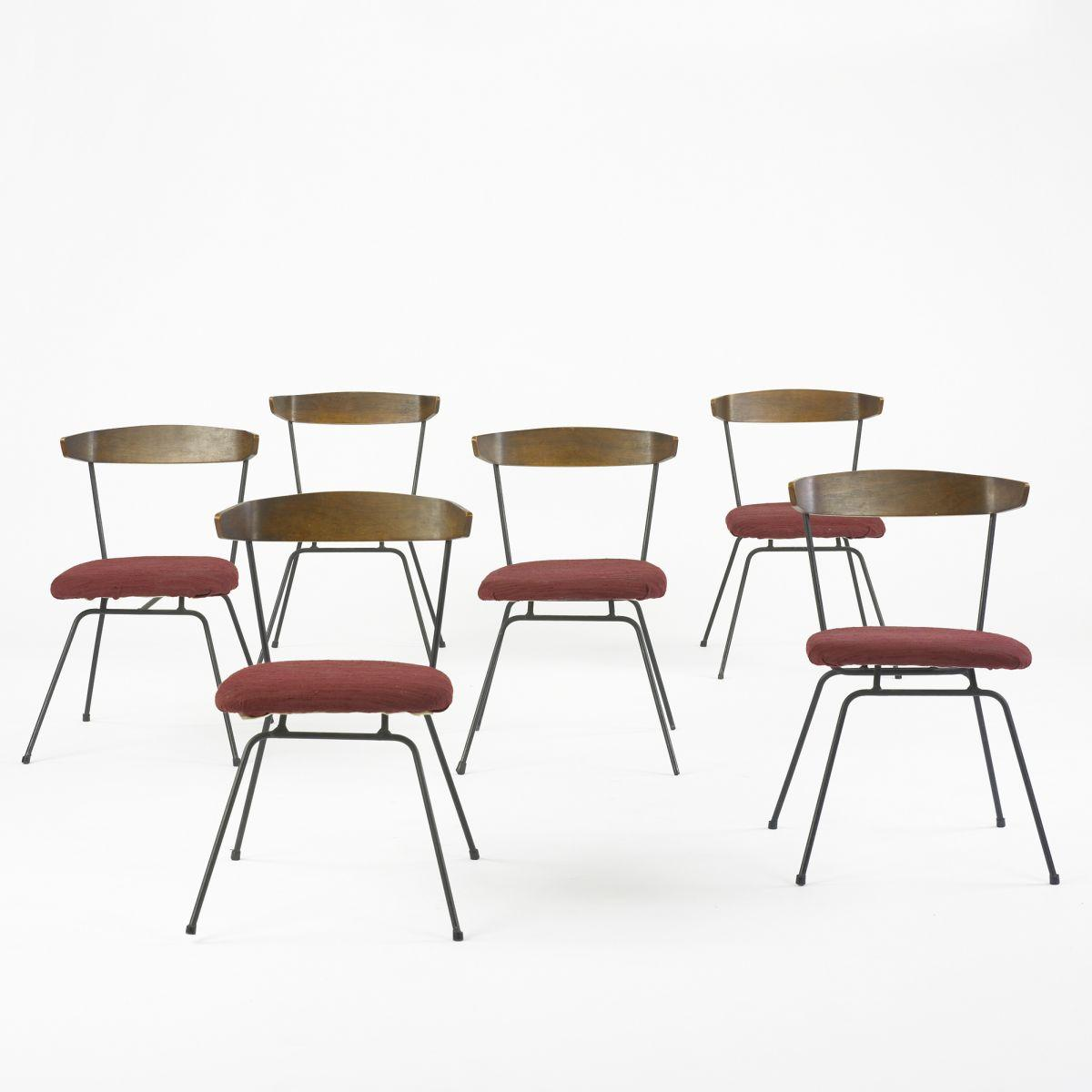 Paul Mccobb Chairs Paul Mccobb Dining Chairs Set Of Six