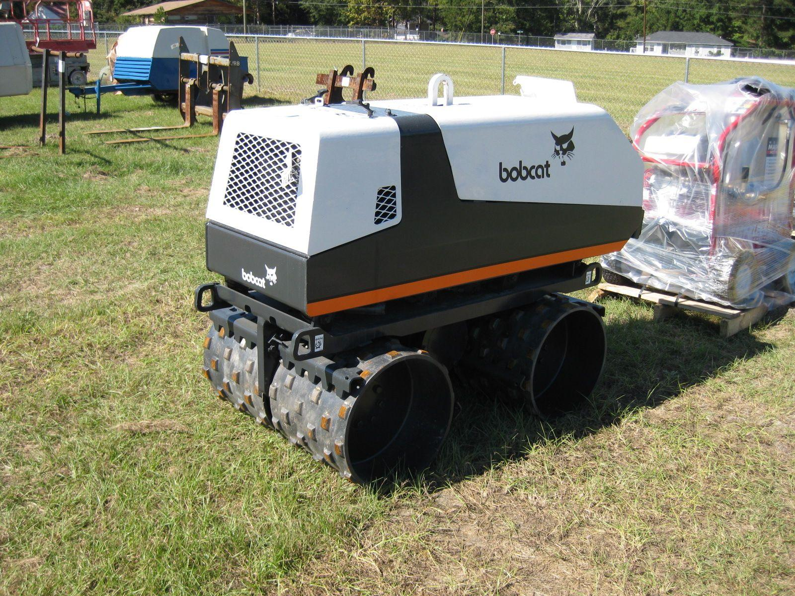 hight resolution of bobcat ingersoll rand bct 13 trench compactor s n 18558image 1 bobcat ingersoll rand bct 13 trench