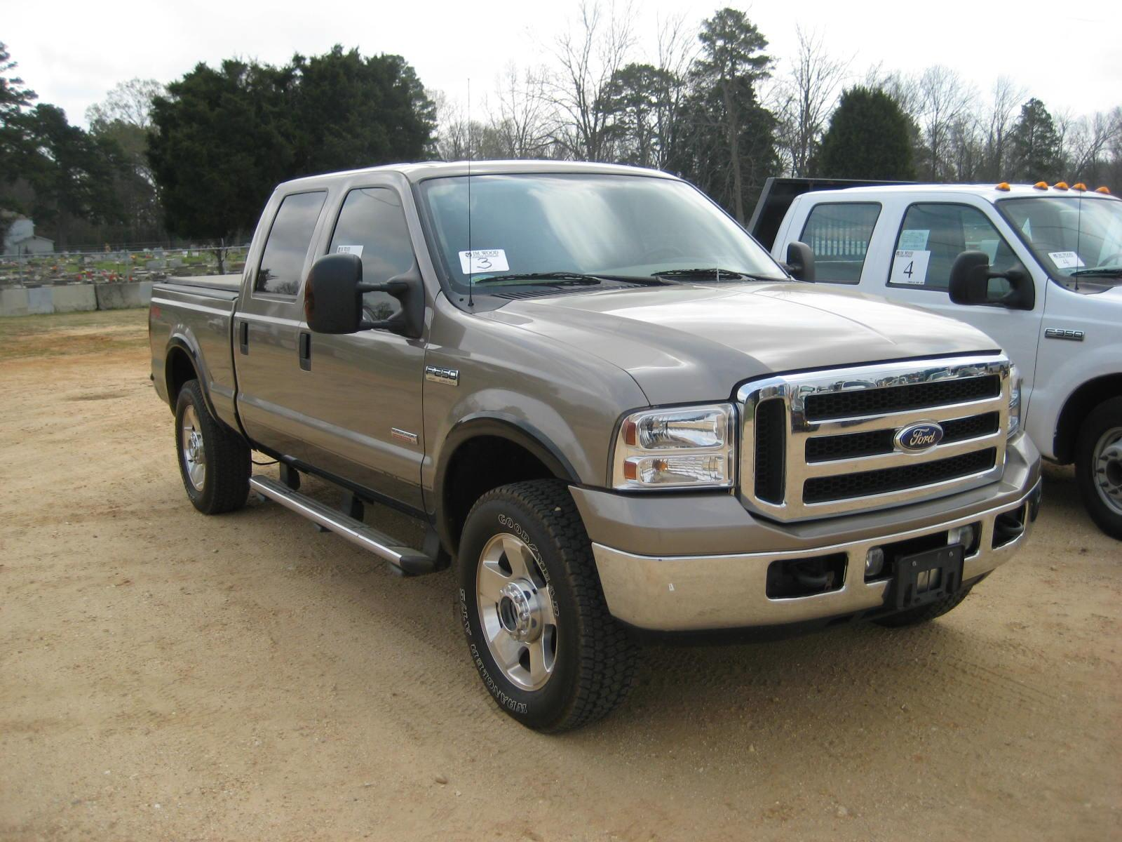 small resolution of image 1 2006 ford f250 lariat crew cab 4x4