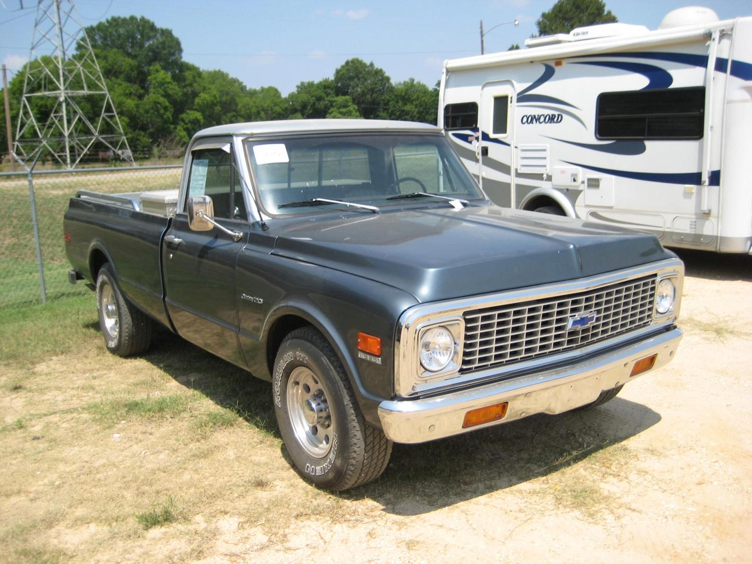 small resolution of image 1 1972 chevrolet c20 pickup