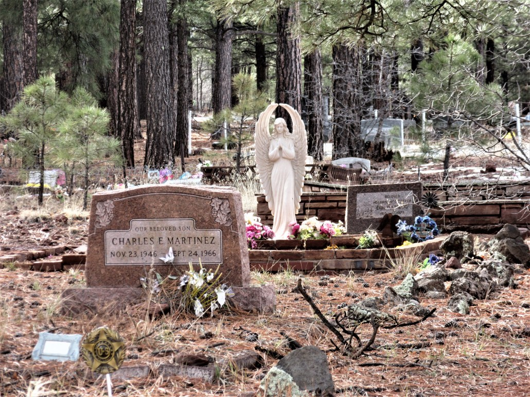Williams Cemetery, Williams AZ