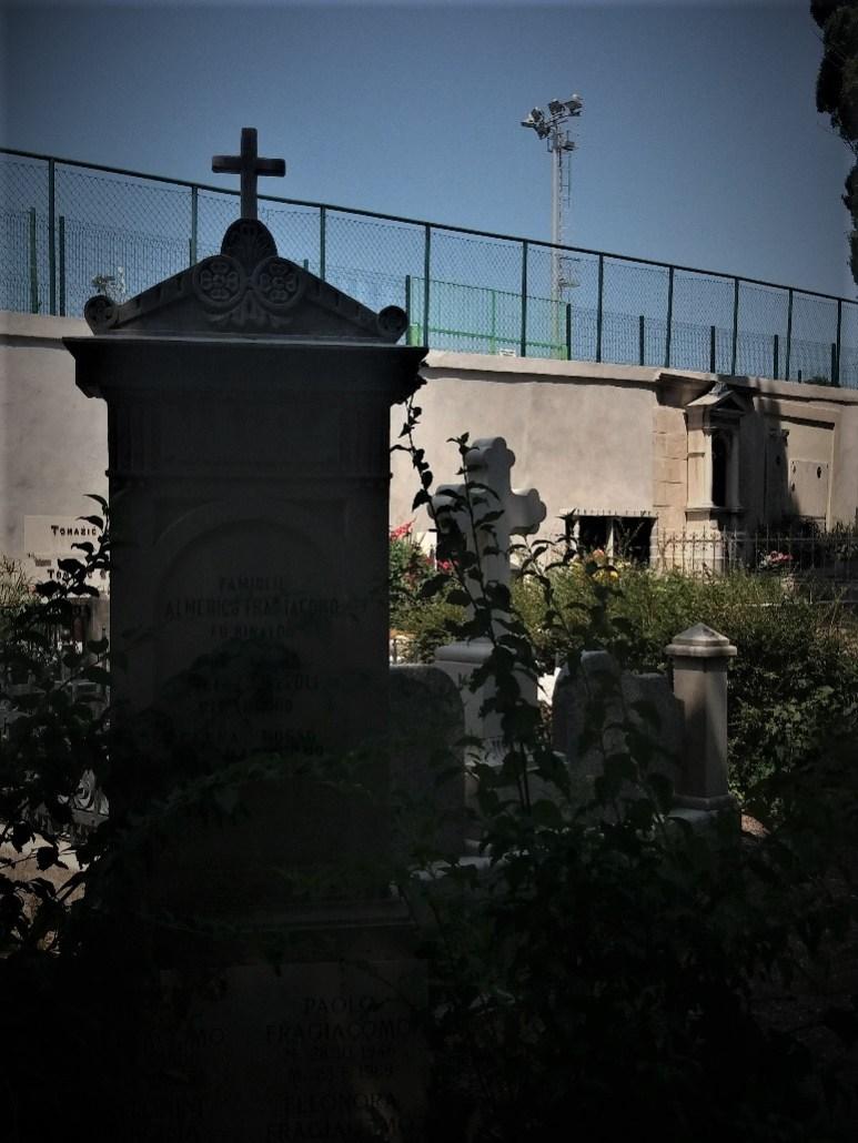 Pokopališče Piran Cemetery