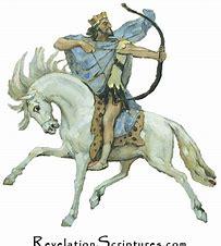 Image result for white horse revelation