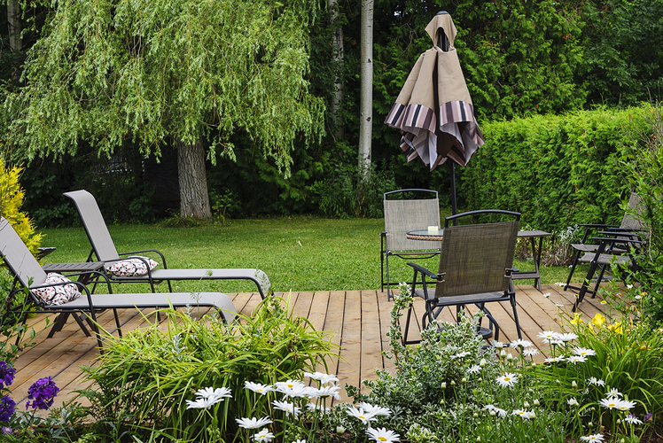 Ways To Add Privacy To Your Backyard Space