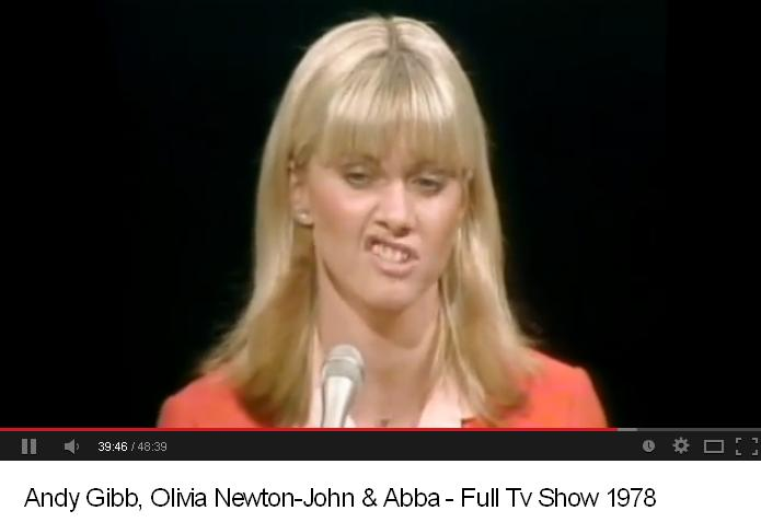 Channel your Inner Elvis with Olivia Newton John  Ninas Soap Bubble Box