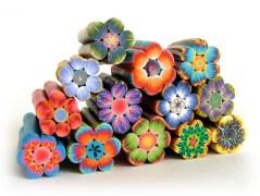 polymer-clay-flowers