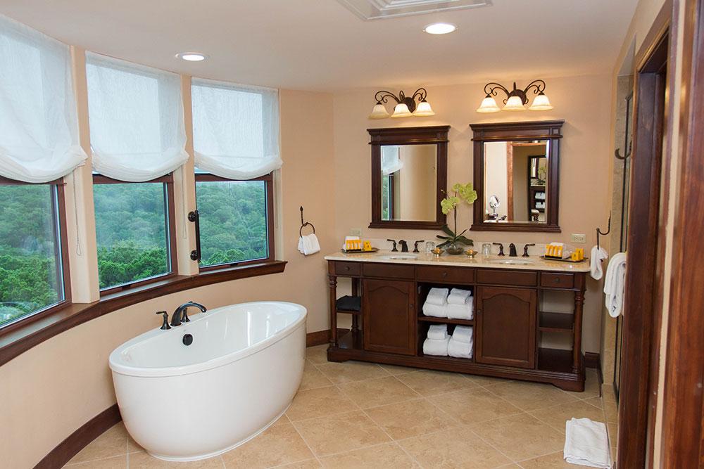 Hotel Granduca Bathroom