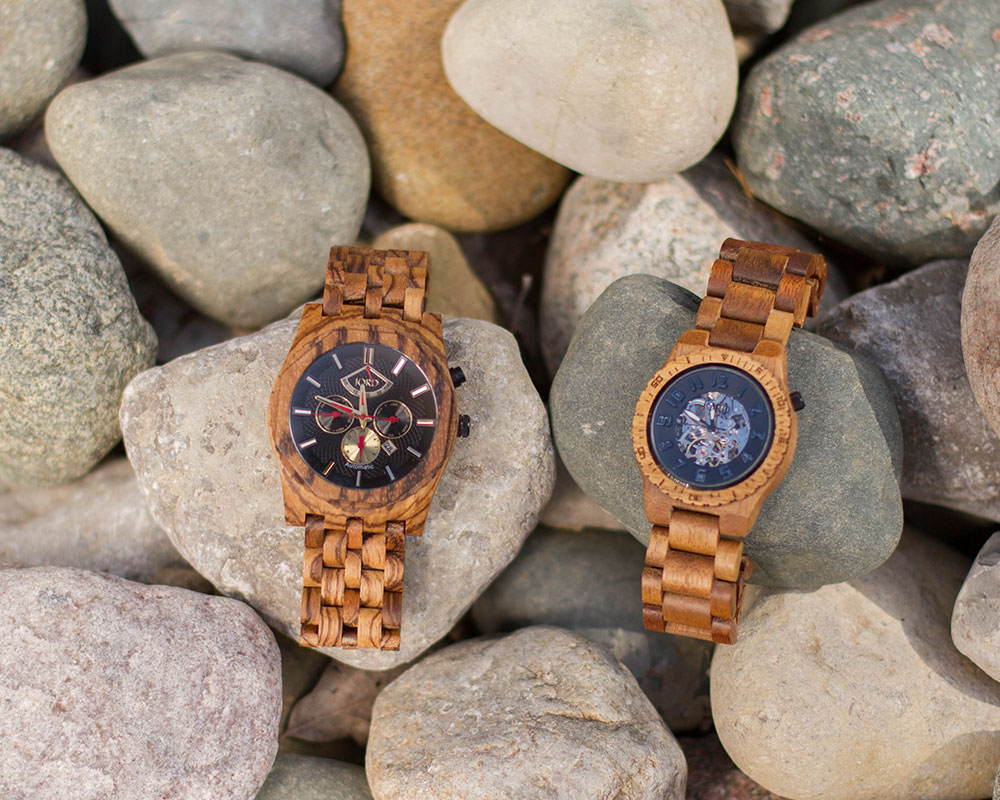 Sawyer Wood Watch and Dover Jord