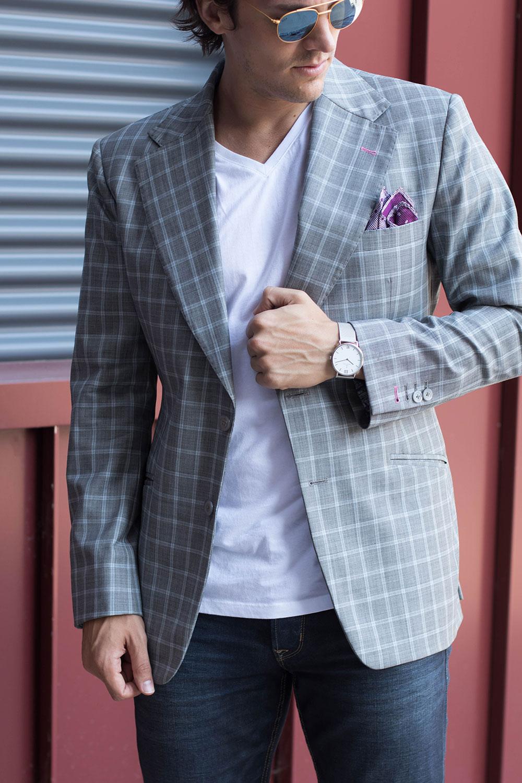Dylan Benjamin - Ross Bennett Suit