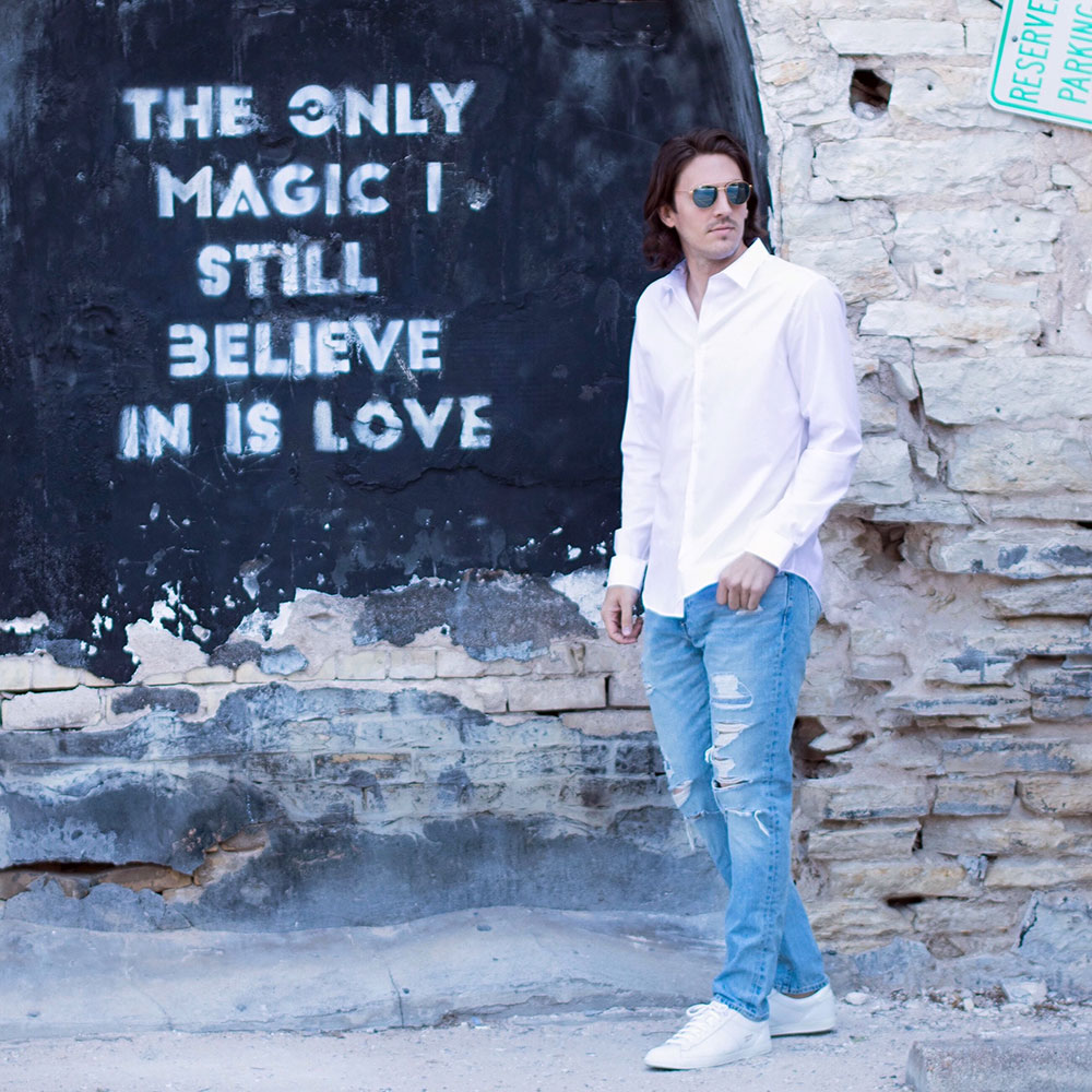@Dylanbenjam Instagram Male Fashion The Only Magic I still Believe In Is love