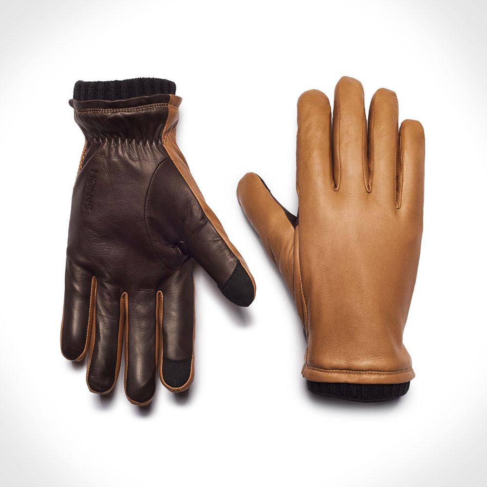 Honns Men's Oliver Cold Weather Driving Gloves