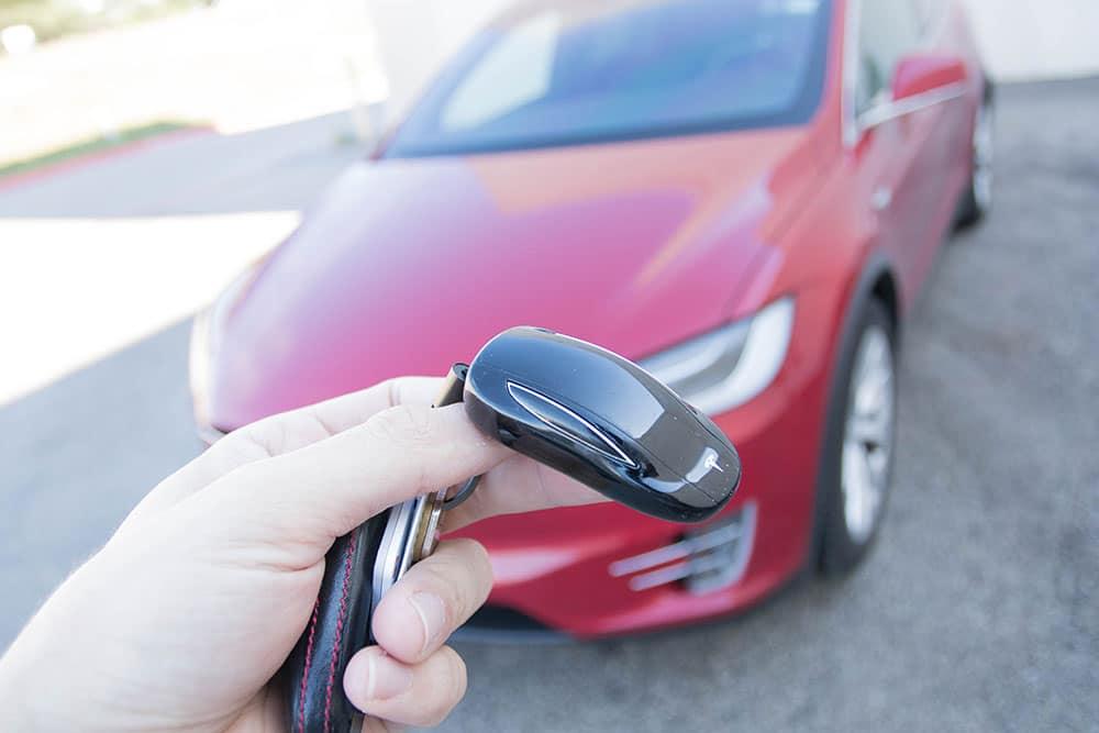 Tesla Model X Key Fob