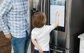 Samsung Smart Hub Fridge - Best Features