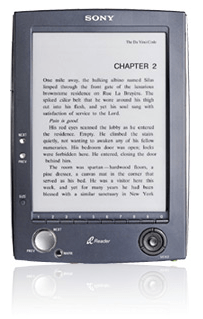 image of Sony Reader