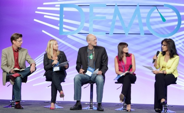 "panel of investor ""sages"" at DEMO Fall 2012"
