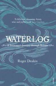 book cover: Waterlog
