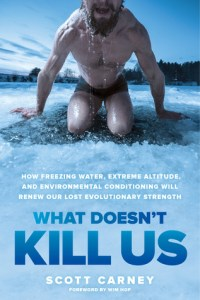 book cover: what doesn't kill us