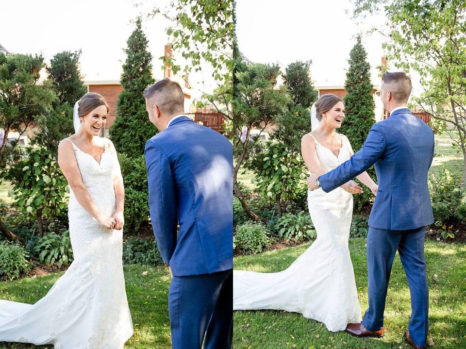 Hamilton Ontario Wedding Photos taken by Dylan & Sandra Photography