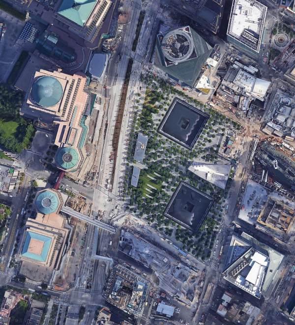 Earth Google Satellite View