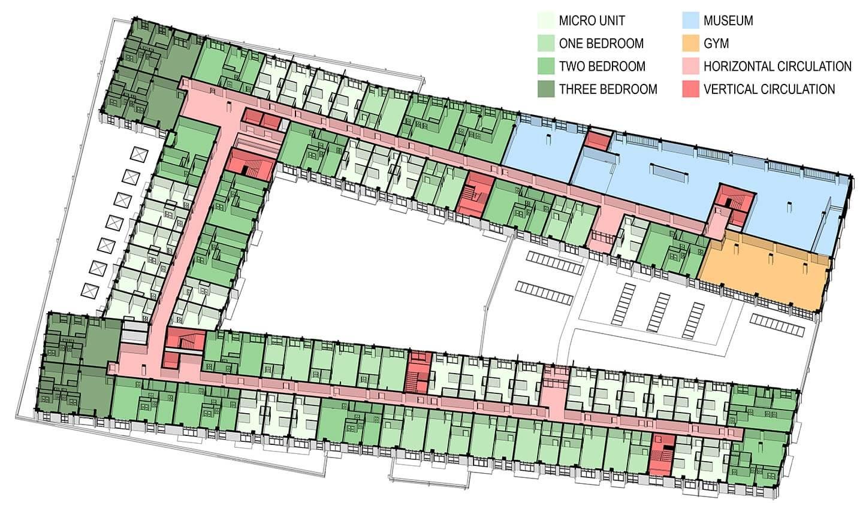 Creating Axonometric Floor Plans in Revit  Dylan Brown