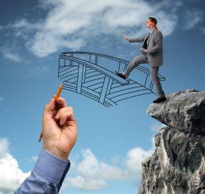 Help teams build a bridge to high performance