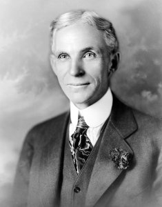 Henry Ford By Hartsook, photographer. - This image is available from the United States Library of Congress's Prints and Photographs division under the digital ID cph.3c11278.This tag does not indicate the copyright status of the attached work. A normal copyright tag is still required. See Commons:Licensing for more information., Public Domain, https://commons.wikimedia.org/w/index.php?curid=531177