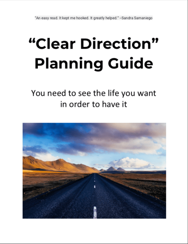 Clear Direction Planning Guide