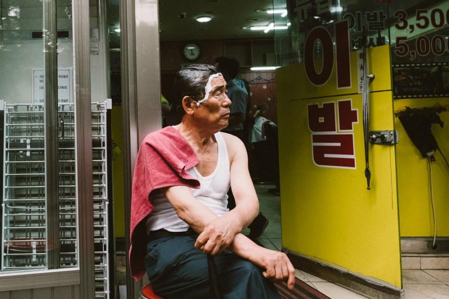 Photographer in Seoul