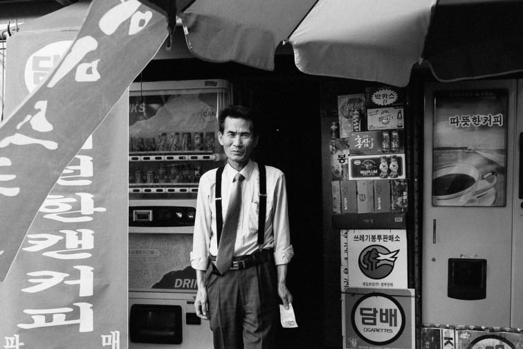 Korea Documentary Photographer