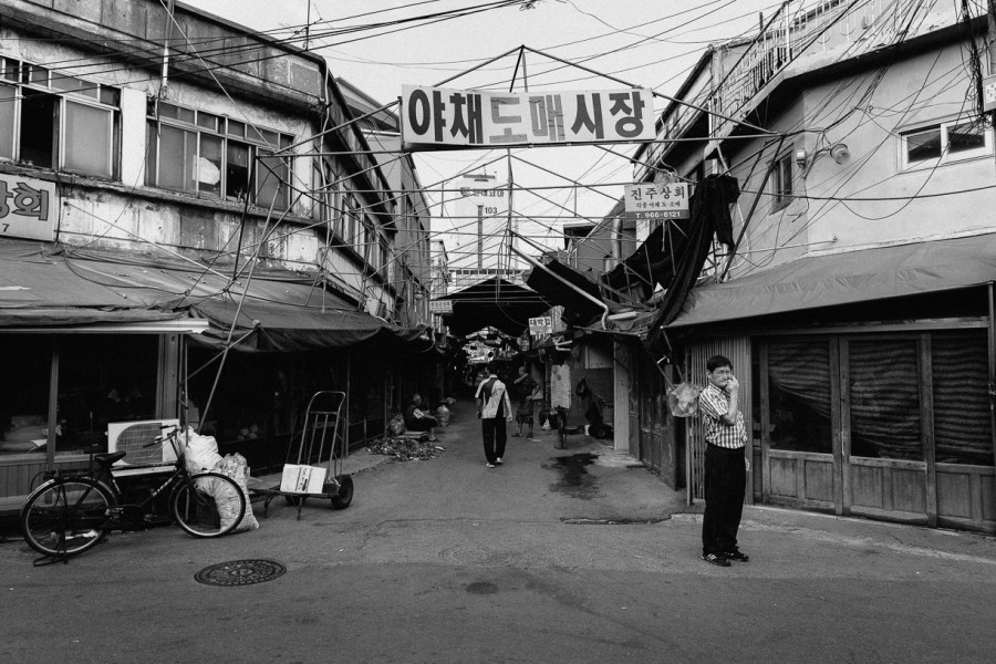 Korea Documentary Photographer