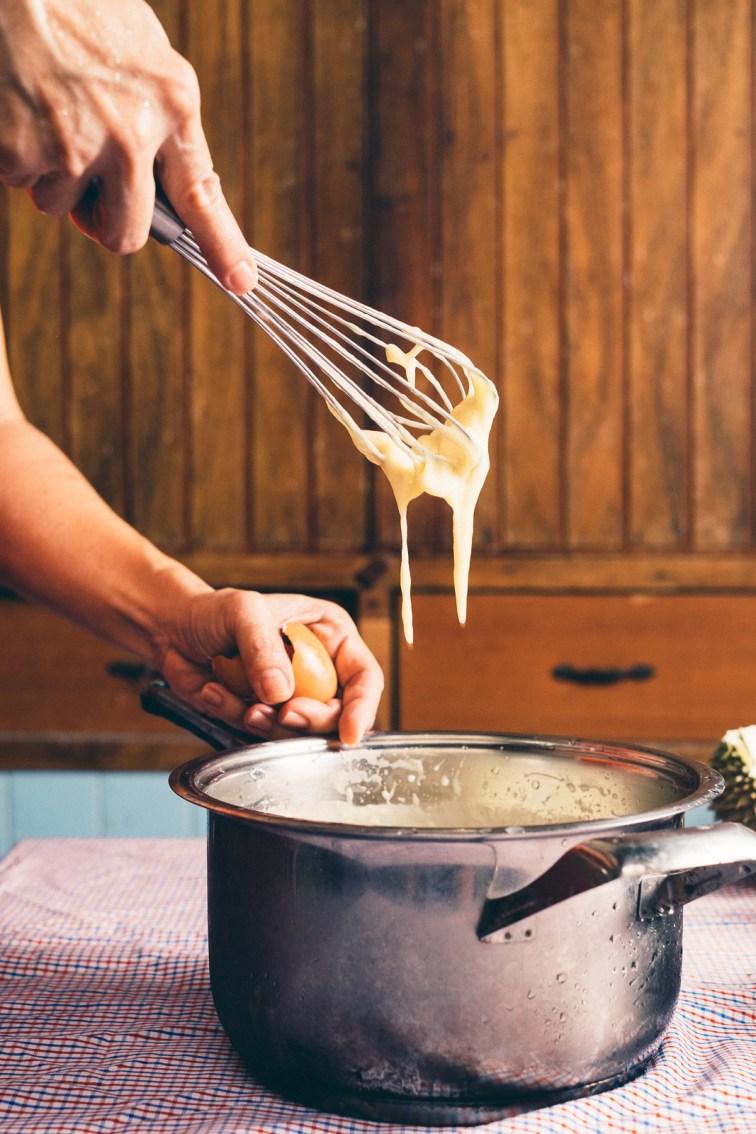 Durian Cake Mix - Penang Editorial Photographer