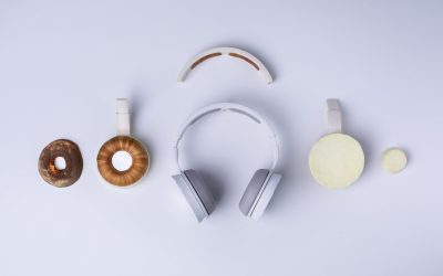 These 'microbe-grown' headphones could be the future of sustainable electronics