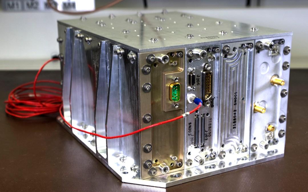GPS on the Moon? NASA's working on it
