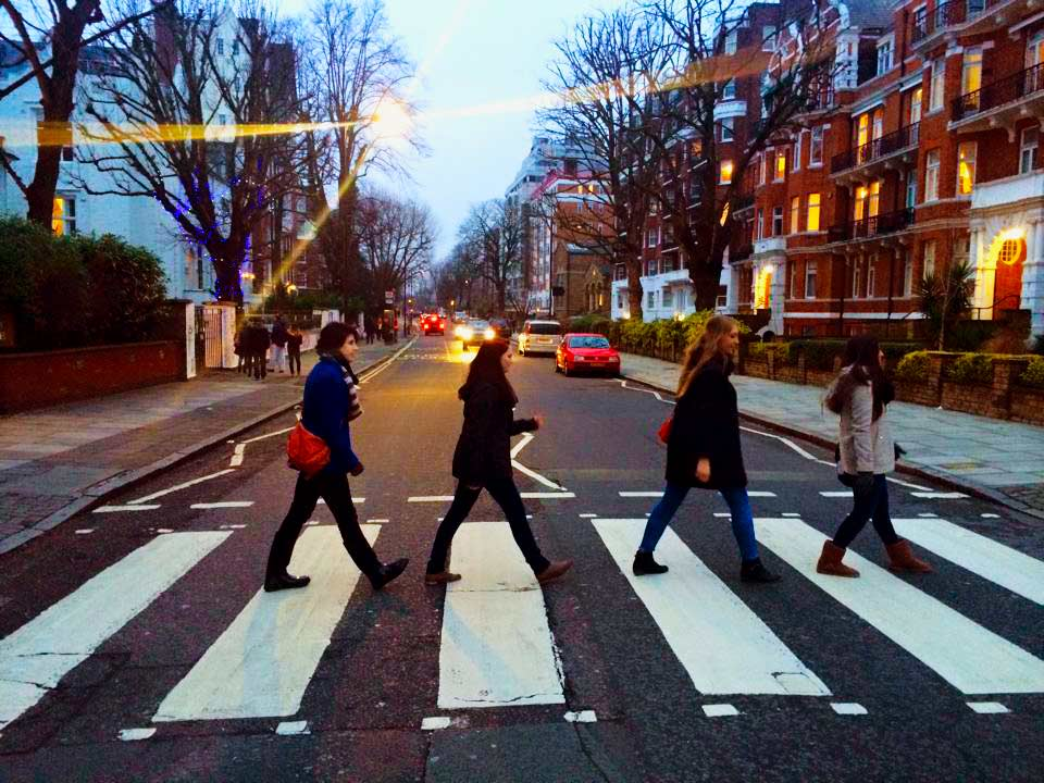 Stories from the Road: Abbey Road – London, England