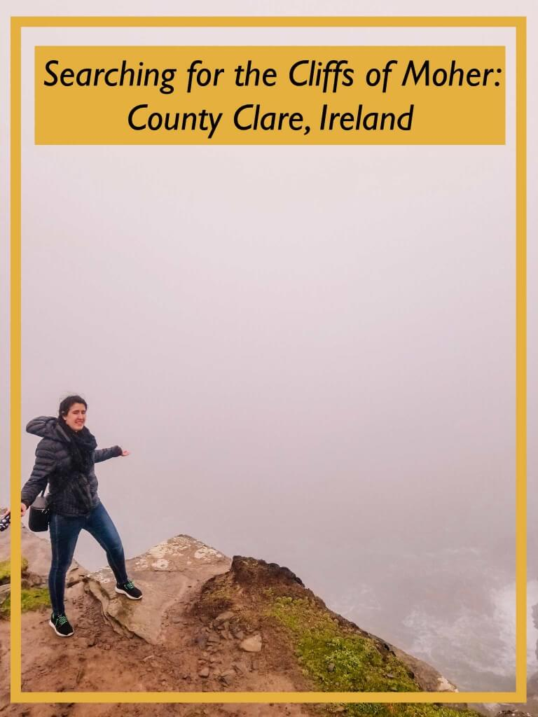 Stories from the Road: Cliffs of Moher – Ireland