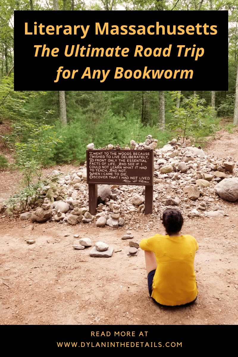 Literary Massachusetts – The Ultimate Road Trip for Any Bookworm