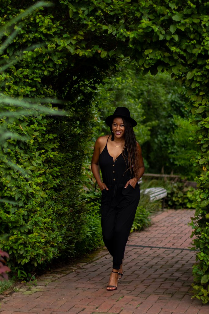 Fashion Blogger Summer Photo Shoot at Longwood Gardens 18