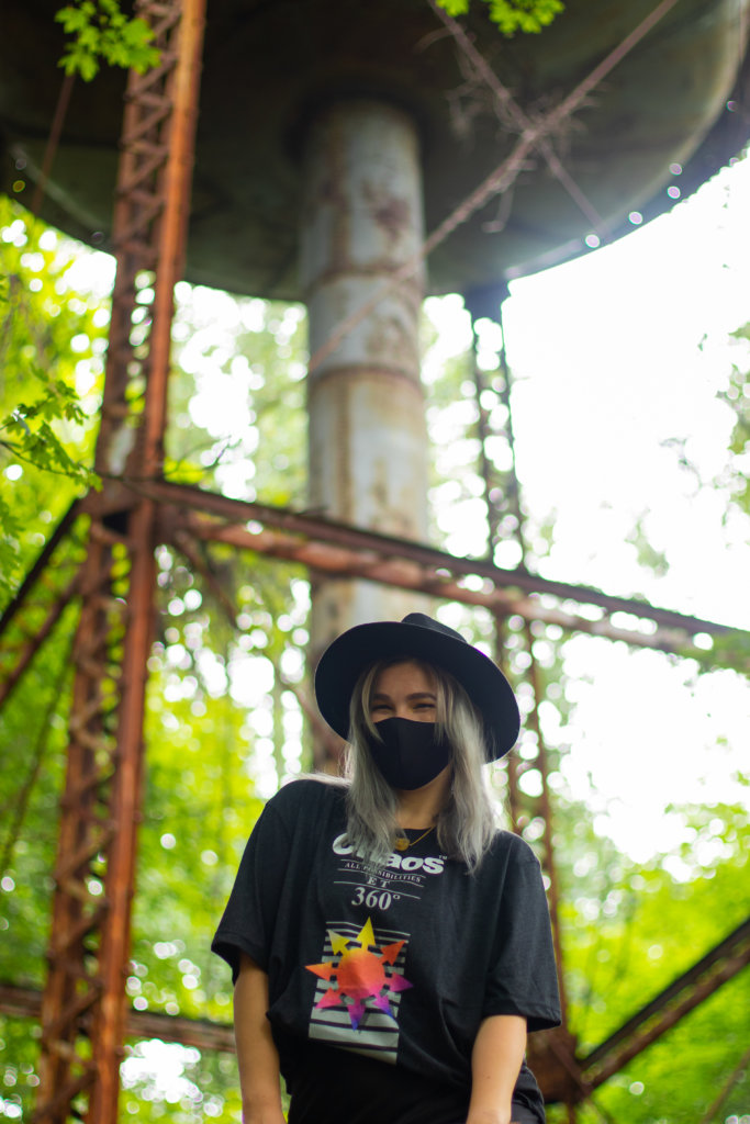 Spooky Brand Collaboration with Esoteric Tiger Clothing 5