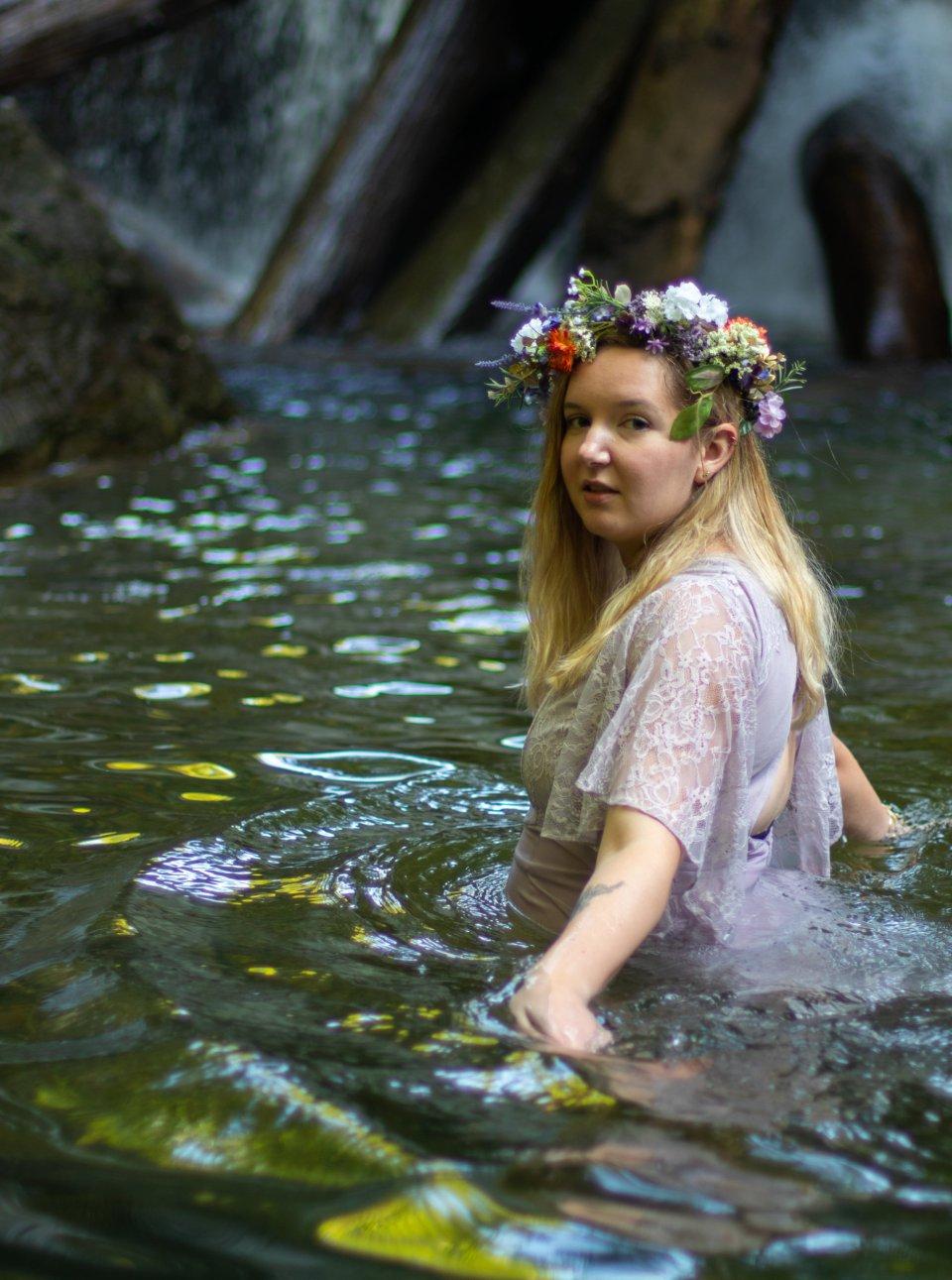 Washington DC Greek Goddess Summer Photo Shoot 2