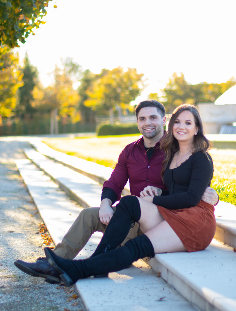 Fall Couples Photo Session at Longwood Gardens 9