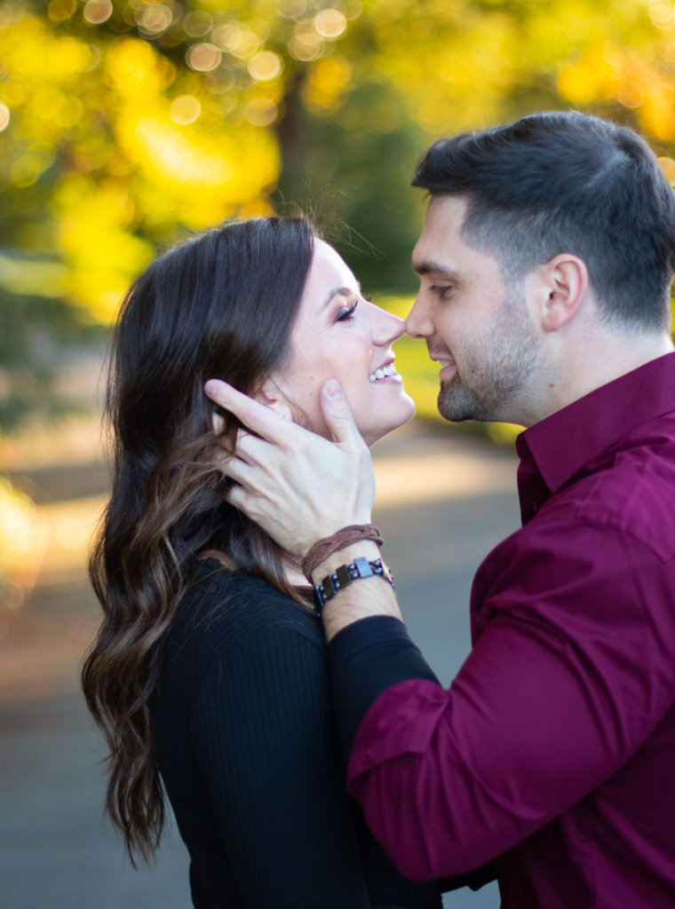 Fall Couples Photo Session at Longwood Gardens 7