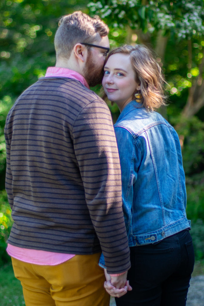 Couples Photo Shoot Session at Lancaster County Central Park 6